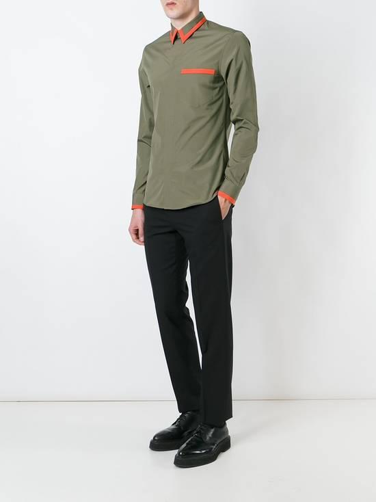 Givenchy Striped trim shirt Size US XS / EU 42 / 0