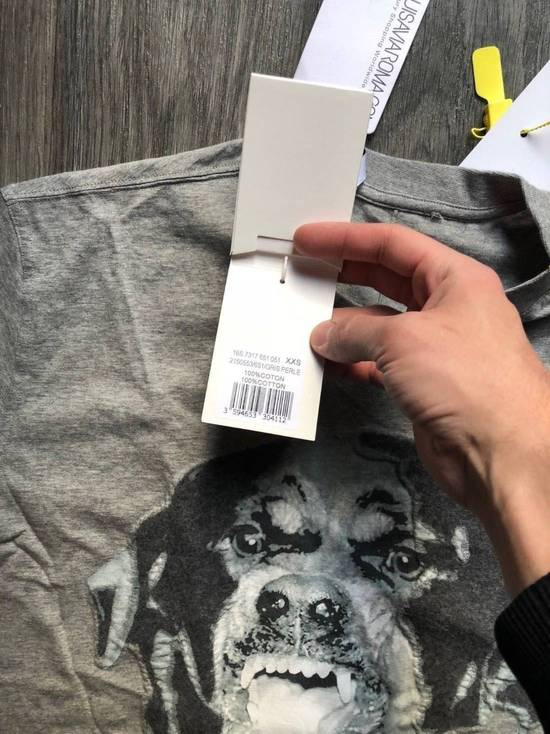 Givenchy Givenchy Authentic $650 Rottweiler T-Shirt Columbian Fit Size XXS Brand New Size US XXS / EU 40 - 3