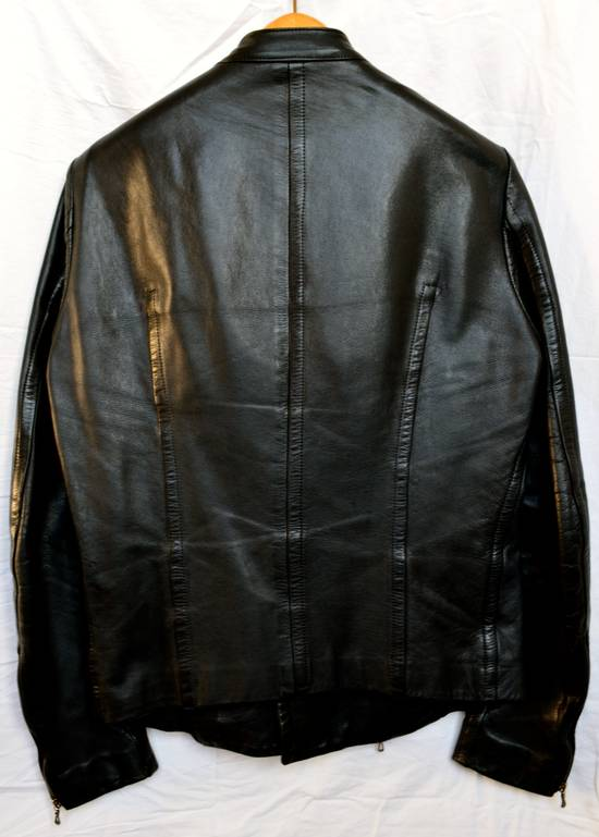 Julius Thieves Leather Fencing Jacket (Last Drop) Size US M / EU 48-50 / 2 - 4