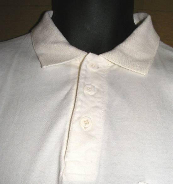 Givenchy Givenchy Activewear Polo, Vintage White, Large, Short Sleeves Size US L / EU 52-54 / 3 - 3