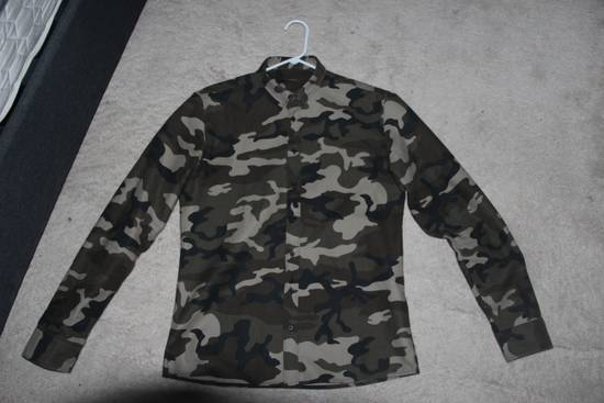 Balmain Balmain Camouflage button up Size US L / EU 52-54 / 3