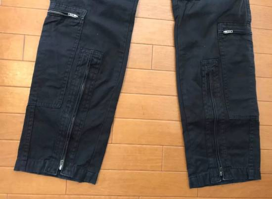 Julius Julius_7 AW06 Fixed: Flight Pants Size US 31 - 10
