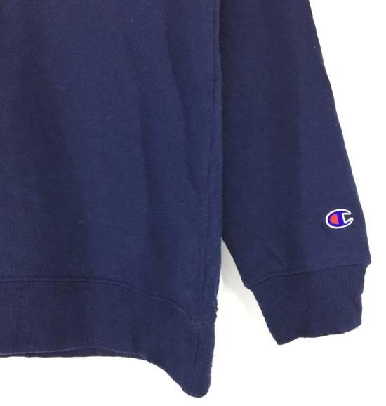 Vintage Champion big logo hoodies sweatshirt Size US XS / EU 42 / 0 - 3