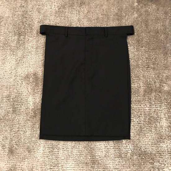 Givenchy Givenchy By Riccardo Tisci Gaberdine Loin Cloth?? Or Flap Skirt. Size US 32 / EU 48 - 3