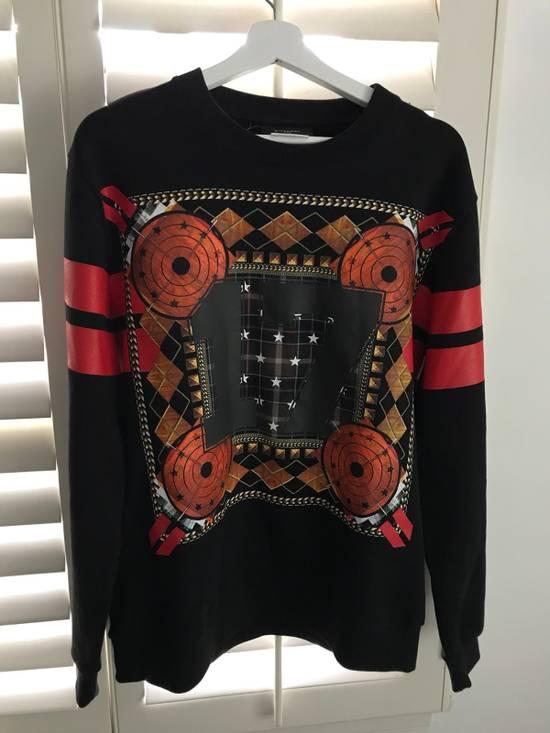 Givenchy Givenchy 17 Stars Diamonds And Stripe Swearshirt Size US S / EU 44-46 / 1 - 4
