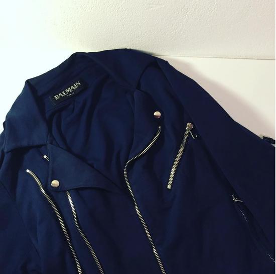 Balmain Balmain Cotton Bikerjacket Size US M / EU 48-50 / 2