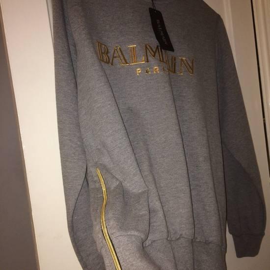 Balmain Balmain Grey Jumper Size M Size US M / EU 48-50 / 2 - 2