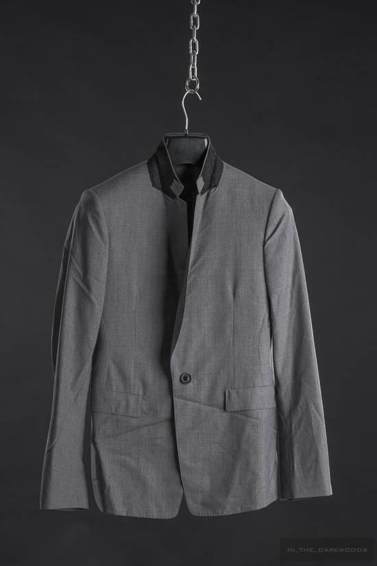 Julius = final drop = 2009 SS tailored wool blazer Size US S / EU 44-46 / 1 - 8