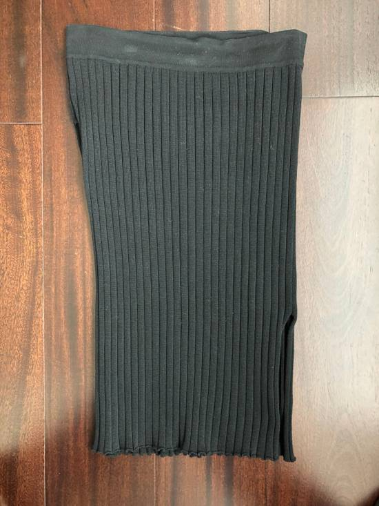 Givenchy Ribbed Cotton Skirt Size US 33 - 5