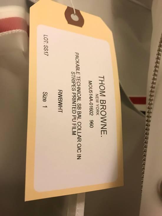 Thom Browne Thom Browne transparent coat 17ss Size US S / EU 44-46 / 1 - 5