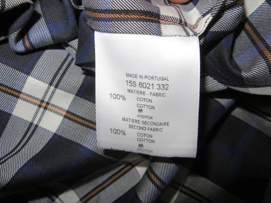 Givenchy Paisley-check print shirt Size US L / EU 52-54 / 3 - 7