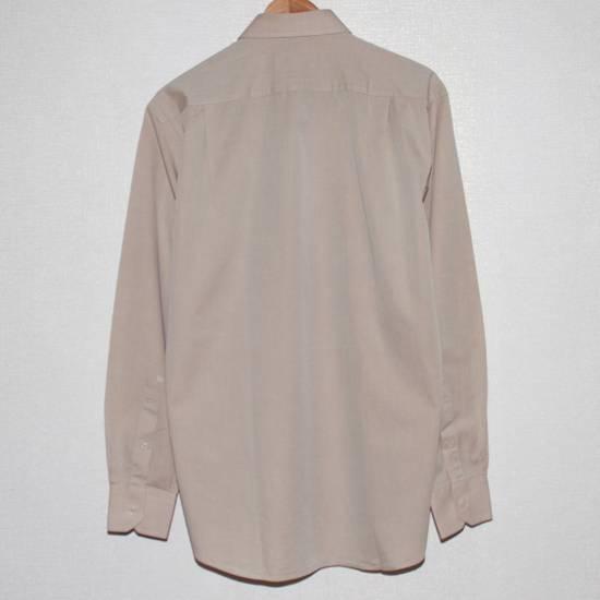 Balmain Vintage Balmain Paris Men's Longsleeve Button Shirt Beige Size M L 39 40 Cotton Size US M / EU 48-50 / 2 - 2