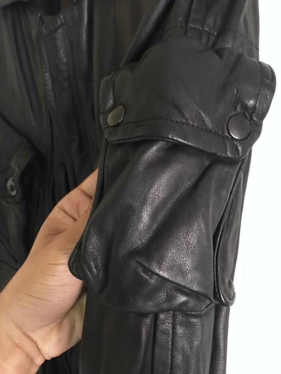 Julius LAST DROP! Julius GASMASK Leather Jacket Size US S / EU 44-46 / 1 - 4
