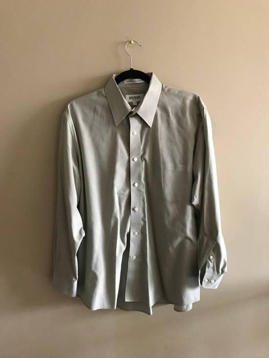 Balmain Balmain Button-up Shirt Size US M / EU 48-50 / 2 - 1