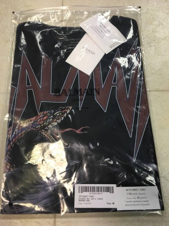 Balmain Balmain Animal Print T-Shirt Size US M / EU 48-50 / 2 - 2