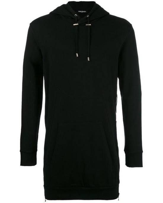 Balmain Balmain Side Zip Sweatshirt (FINAL DROP) Size US XL / EU 56 / 4