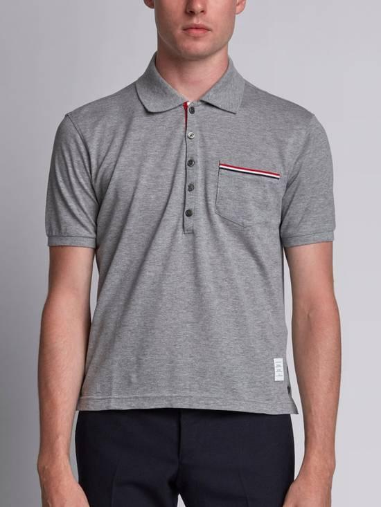 Thom Browne Short sleeve polo shirt Size US M / EU 48-50 / 2 - 4