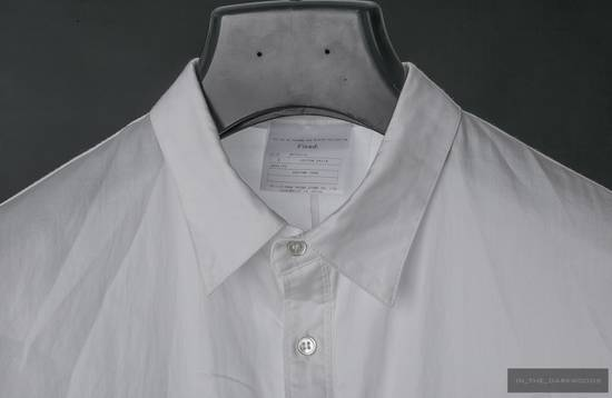 Julius 2006 AW tailored cotton shirt Size US S / EU 44-46 / 1 - 3
