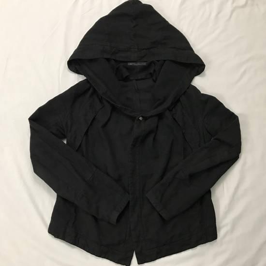 Julius 【Sale】Panelled large hooded jacket Size US S / EU 44-46 / 1 - 2