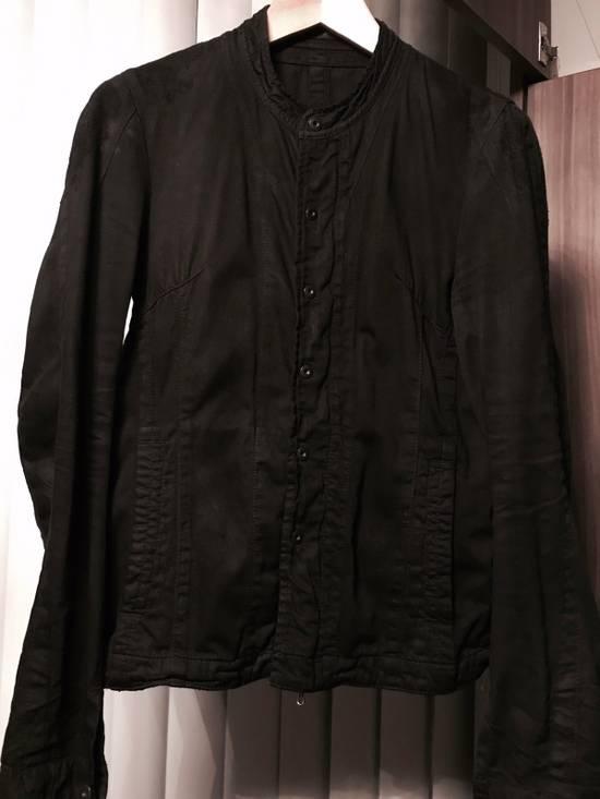 Julius 2010 SS Black Light Washed Jacket Size US S / EU 44-46 / 1