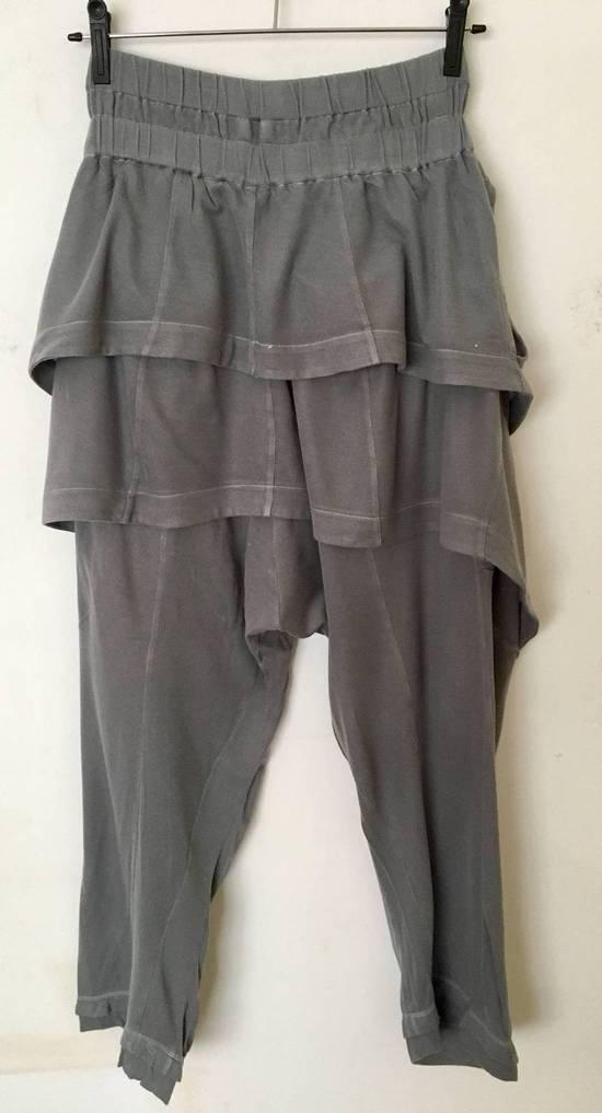 Julius Japan made silk and cotton layered skirted sweatpants Size US 28 / EU 44 - 1