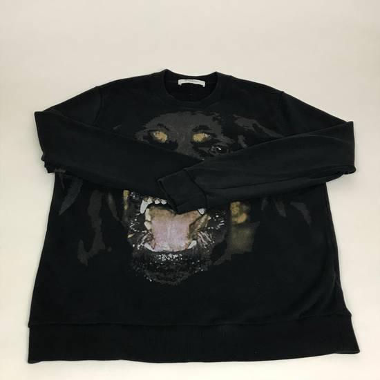 Givenchy Rottweiler Tisci Allover Rottweiler Crewneck Sweatshirt Size US M / EU 48-50 / 2 - 3