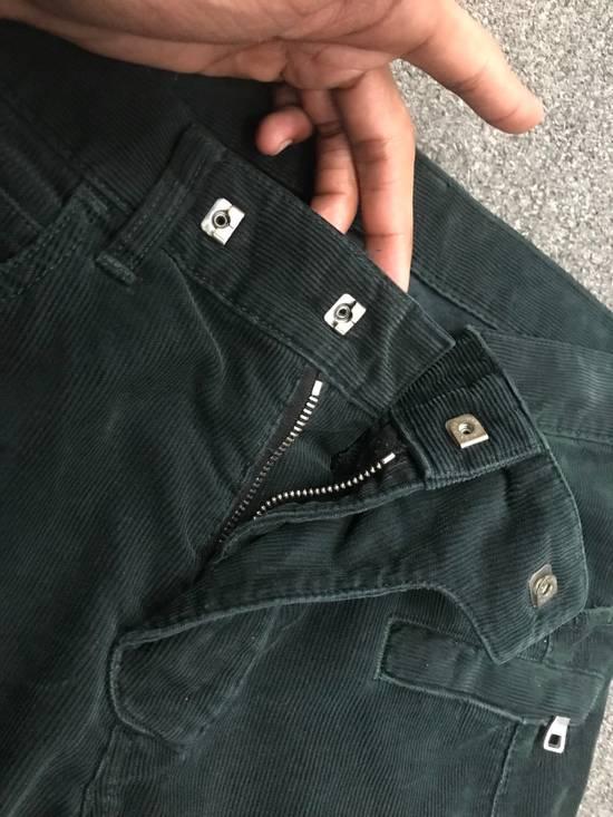 Balmain Corduroy Biker Pants Size US 28 / EU 44 - 1