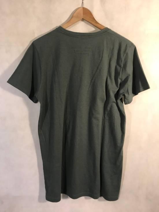 Balmain F/W 16 Army Green Tee Size US M / EU 48-50 / 2 - 2