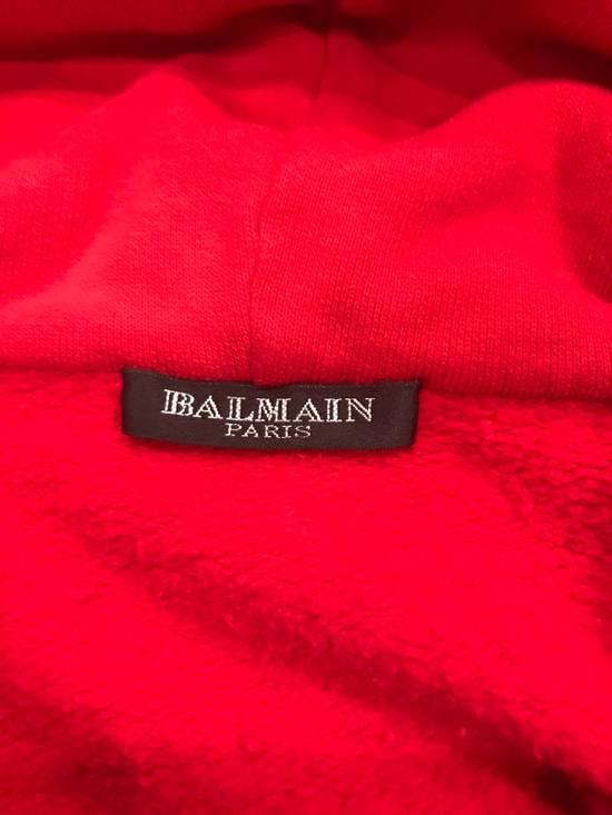 Balmain Balmain Badge Hoodie Size US XL / EU 56 / 4 - 2