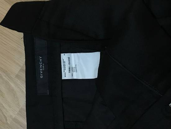 Givenchy Drop Crotch tailored pants Size 48R - 3