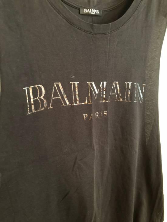 Balmain Black and Gold Tank Top Size US L / EU 52-54 / 3 - 2