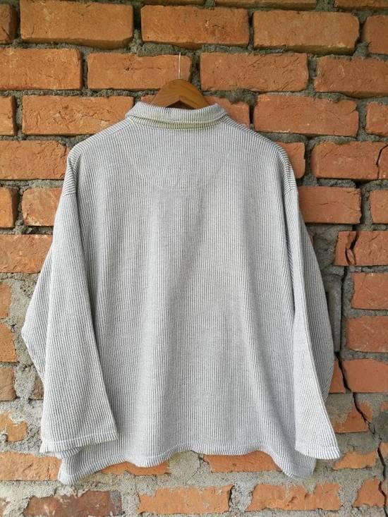 Balmain Full Stripe/ Half Zip/ Tee Pockets Size US L / EU 52-54 / 3 - 7