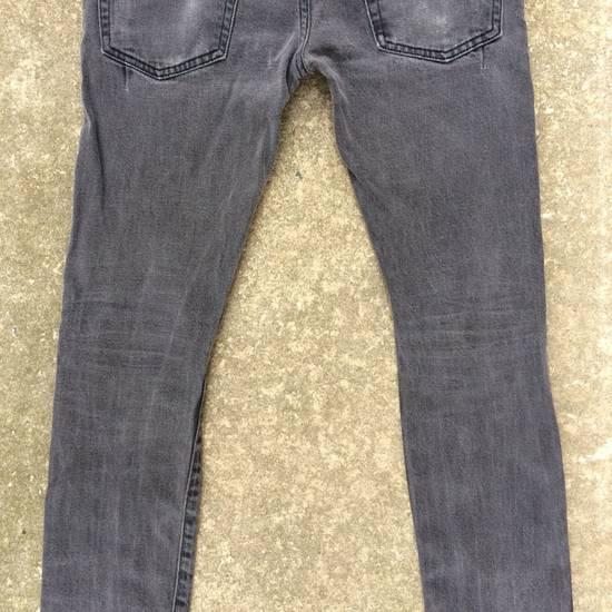 Balmain Gray Balmain Skinny Jeans Size US 27 - 10