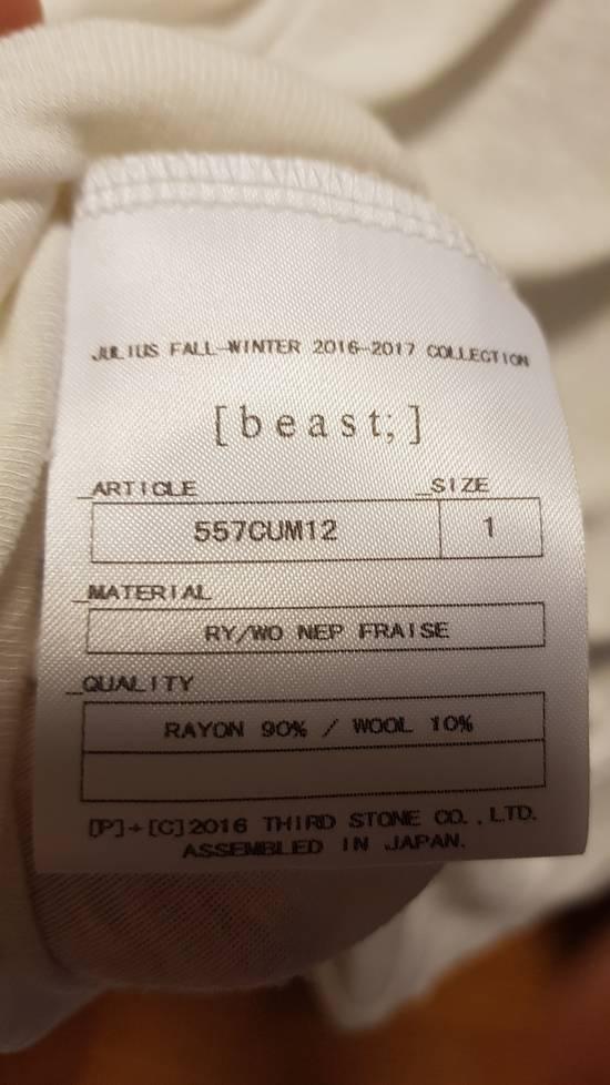 Julius Julius Beast Collection Creme LS shirt Size US S / EU 44-46 / 1 - 2