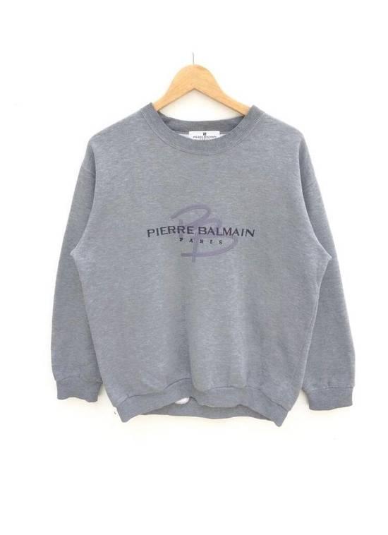 Balmain Vintage Pierre Balmain Paris Big Logo Big Spell Out Embroidery Rare Design!!! Size US L / EU 52-54 / 3