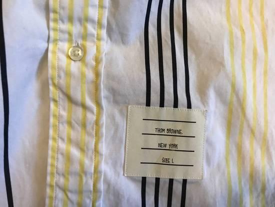 Thom Browne Slim Striped Shirt Size US S / EU 44-46 / 1 - 1
