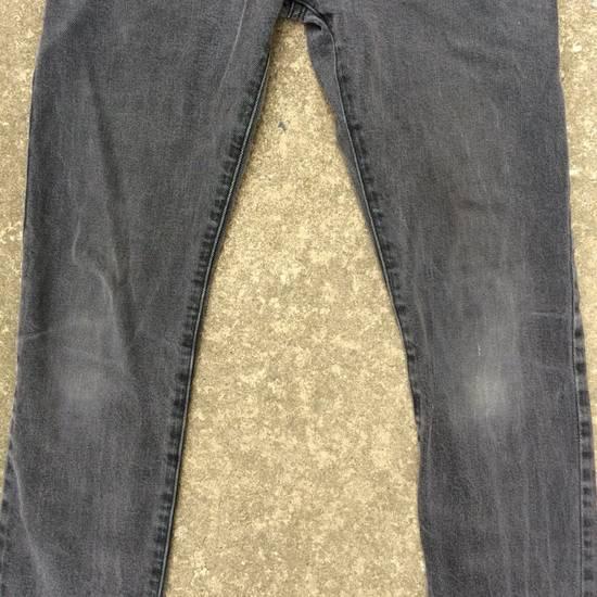 Balmain Gray Balmain Skinny Jeans Size US 27 - 2