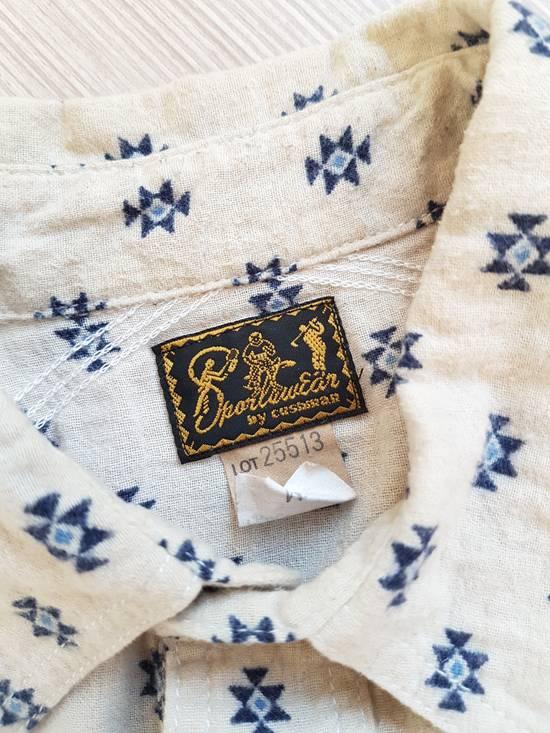 Cushman Native print work shirt Size US S / EU 44-46 / 1 - 3