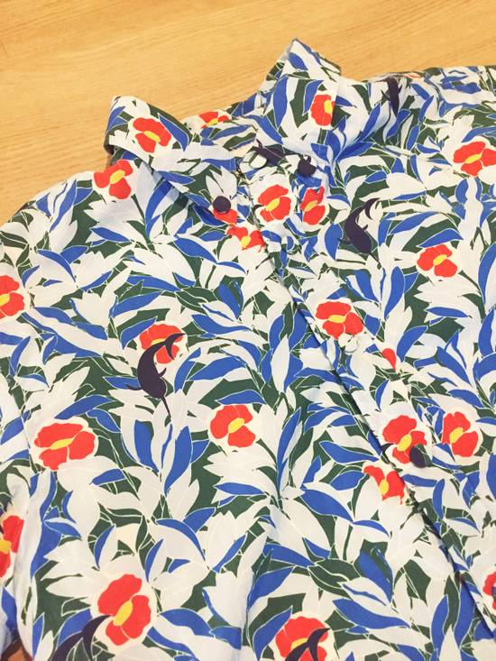 Thom Browne Hawaiin Print Tropical Swim Shirt Size US XL / EU 56 / 4 - 3