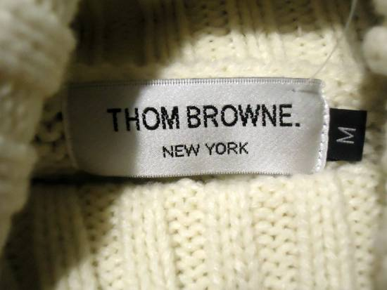 Thom Browne Cable Knit Wool Sweater Size US M / EU 48-50 / 2 - 5