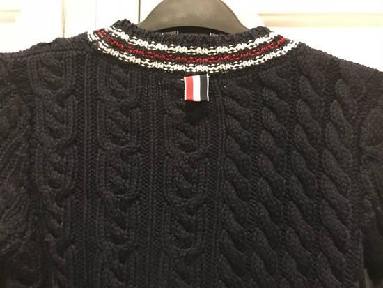 Thom Browne Wool Cardigan Size US XS / EU 42 / 0 - 3