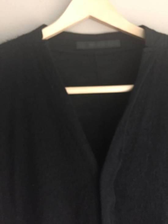 Julius Angora Wool Long Cardigan concealed placket Size US L / EU 52-54 / 3 - 5