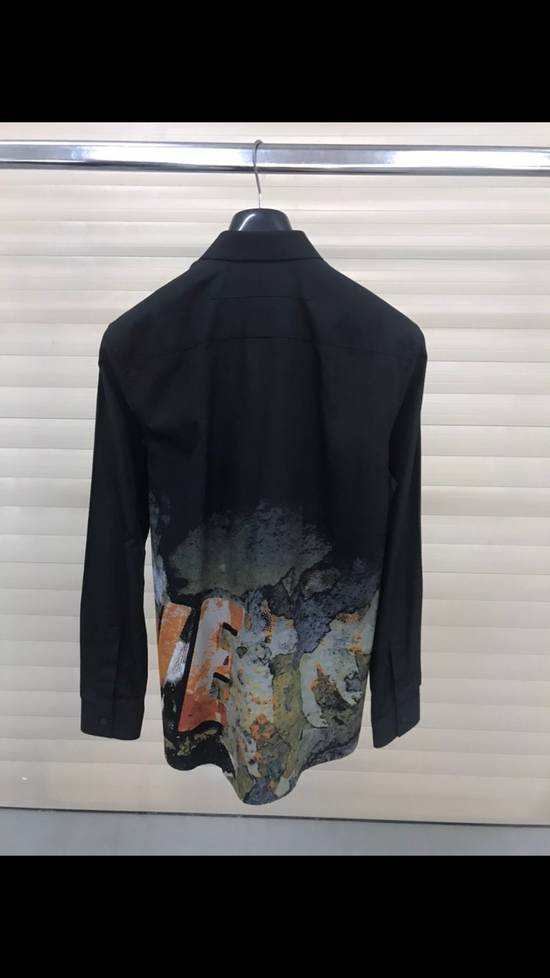 Givenchy Print Shirt Size US M / EU 48-50 / 2 - 1