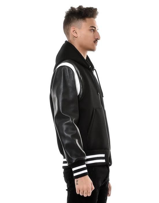 Givenchy Givenchy Neoprene Varsity Jacket (Size - 54) Size US L / EU 52-54 / 3 - 2
