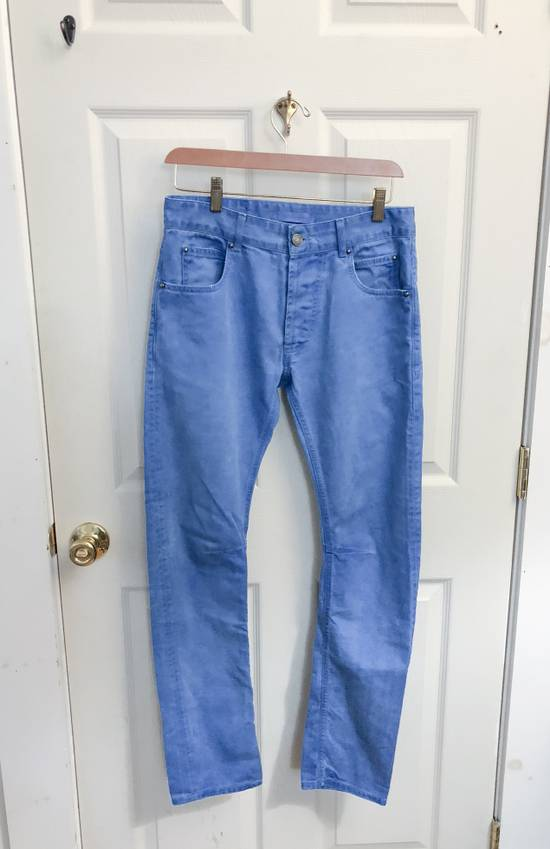 Balmain Royal Blue Slim Fit Jeans Size US 30 / EU 46