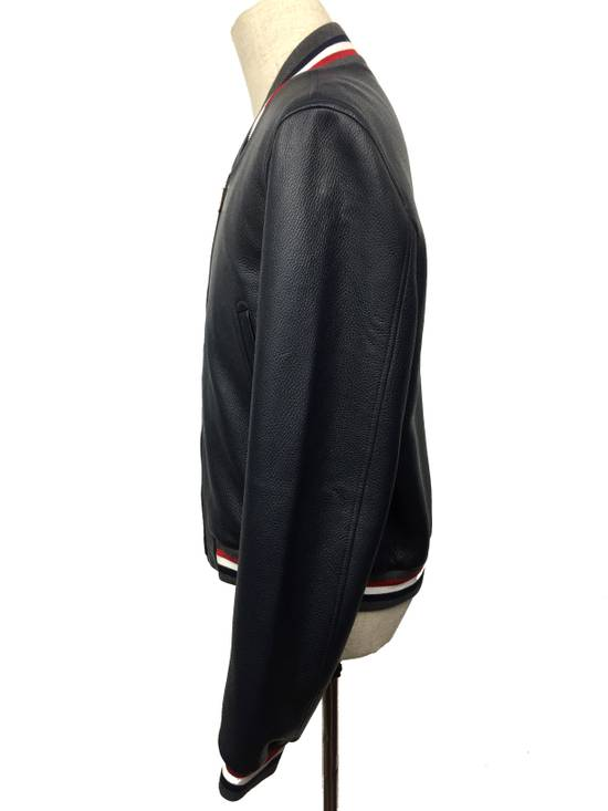 Thom Browne Thom Browne Leather Jacket Size US L / EU 52-54 / 3 - 6