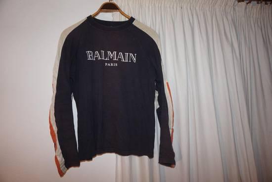 Balmain Balmain Logo longsleeve Size US S / EU 44-46 / 1