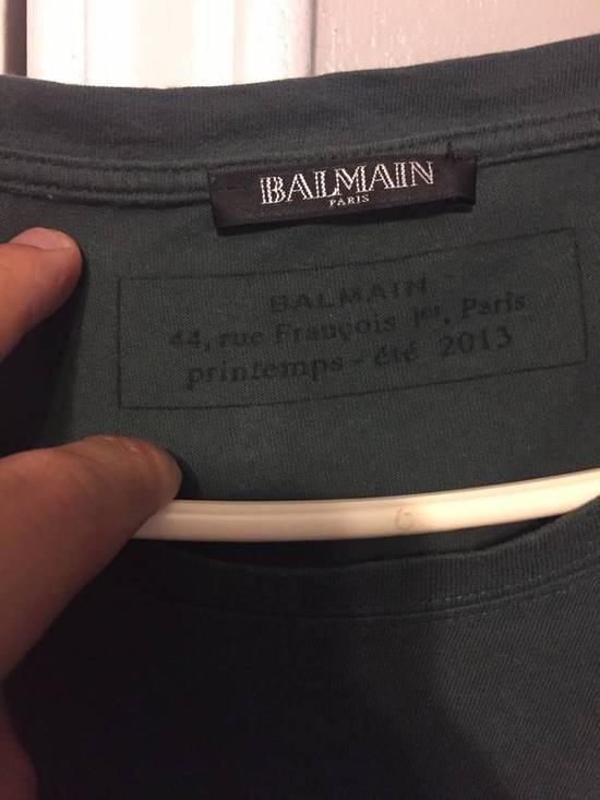 Balmain Lion Crest T Size US XL / EU 56 / 4 - 2