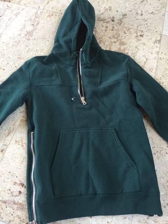 Balmain Forest Green Pullover Hoodie Size US XS / EU 42 / 0 - 1