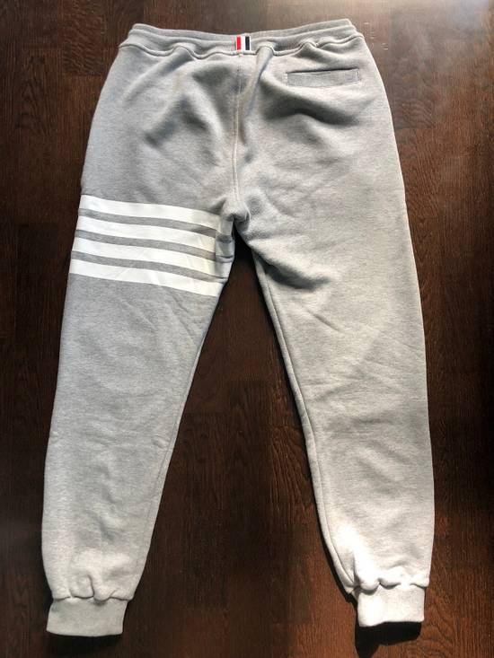 Thom Browne Grey Sweatpants Size US 31 - 1